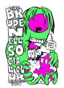 Brudenell Club T-shirt 2006