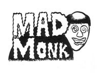 Mad Monk Records logo 5/06