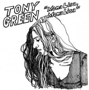 Tony Green CD cover 6/06