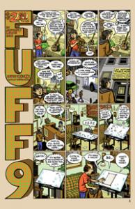 Fuff comic book 09
