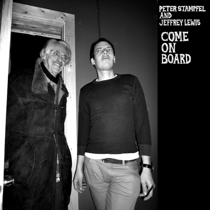 Peter Stampfel & Jeffrey Lewis : Come On Board